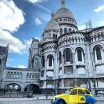 2cvparistour-2CV-Montmartre