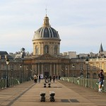 2CVParisTour : Visiter Paris en 2CV! L'institut de France