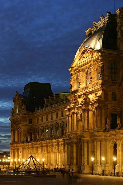 2CVParisTour : Visiter Paris en 2CV! Le Musée du Louvre