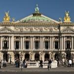 2CVParisTour : Visiter Paris en 2CV! Opéra Garnier