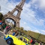 2CVParisTour : Visitez Paris en 2CV - Tour Eiffel 6