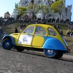2CVParisTour : Visitez Paris en 2CV!