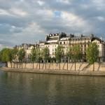 2CVParisTour : Visiter Paris en 2CV! Ile Saint Louis